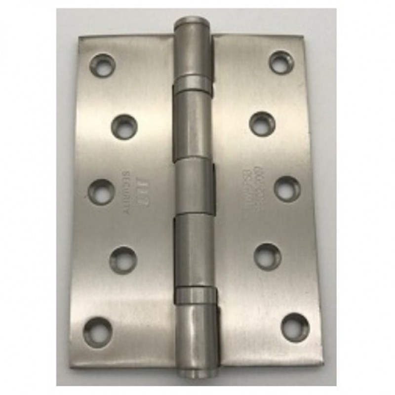 NT 102x76x2mm SS 2BB Butt Hinge