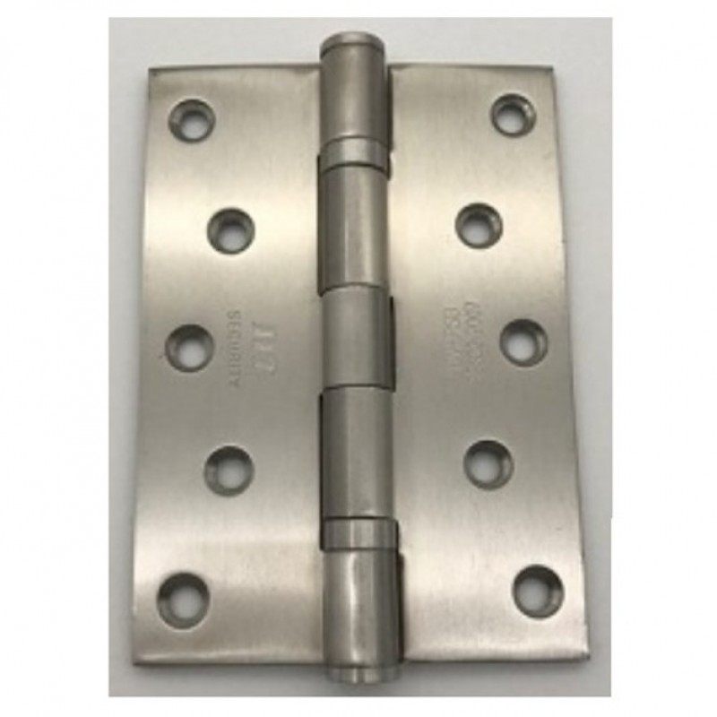 NT 102x76x3mm SS 2BB Butt Hinge