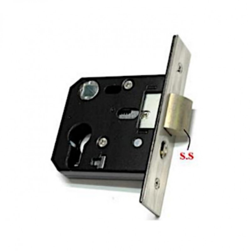 NT 2335 mortise nightlatch w cylinder hole